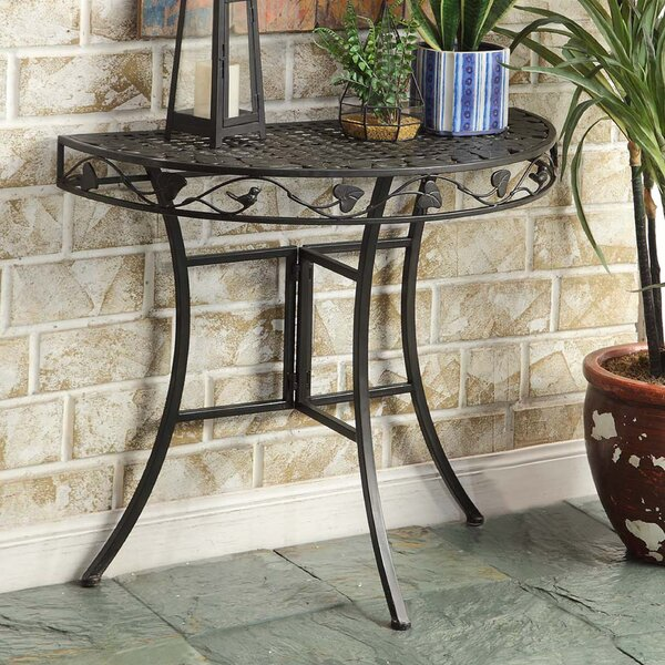 Pemberville Metal Dining Table by Darby Home Co