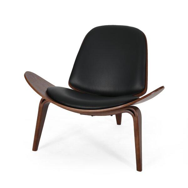 Bogle Mid-Century Modern Side Chair by Corrigan Studio