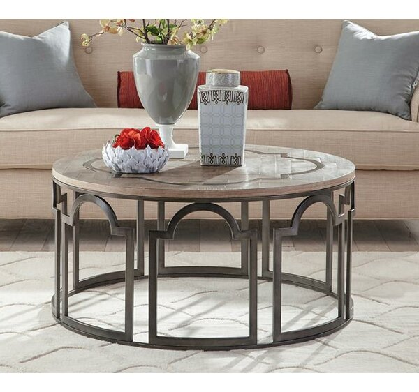 Frame Coffee Table by Feminine French Country Feminine French Country
