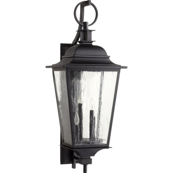 Bridport 4-Light Outdoor Wall Lantern by Canora Grey