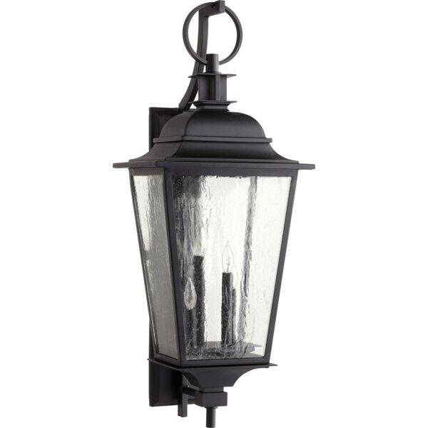 Bridport 4-Light Outdoor Wall Lantern by Canora Gr