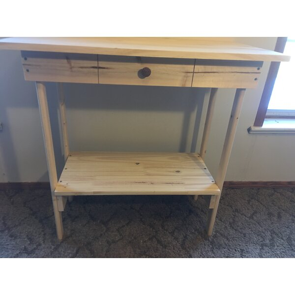 Andresen 31'' Solid Wood Console Table By Gracie Oaks