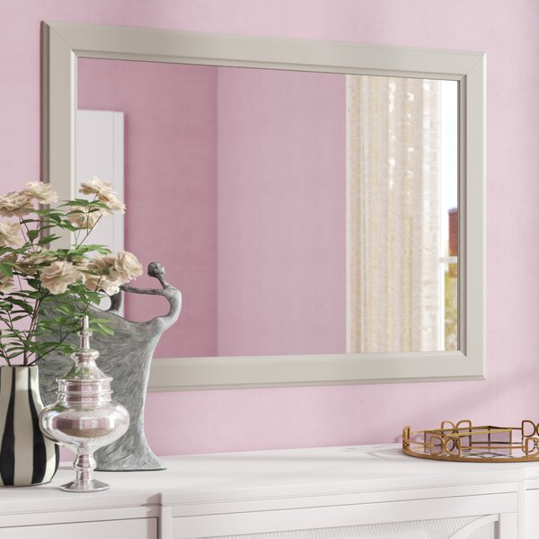 Wylie Rectangular Dresser Mirror by Willa Arlo Interiors