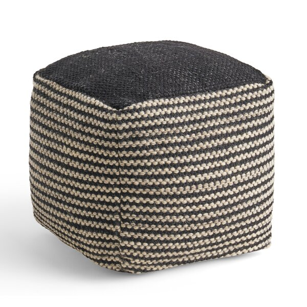 Juin Pouf By Union Rustic by Union Rustic #1