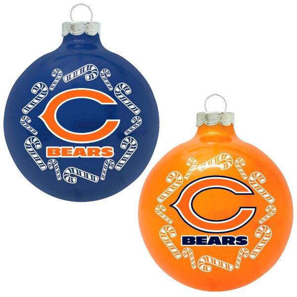 NFL Home and Away Ornament (Set of 2) by Topperscot