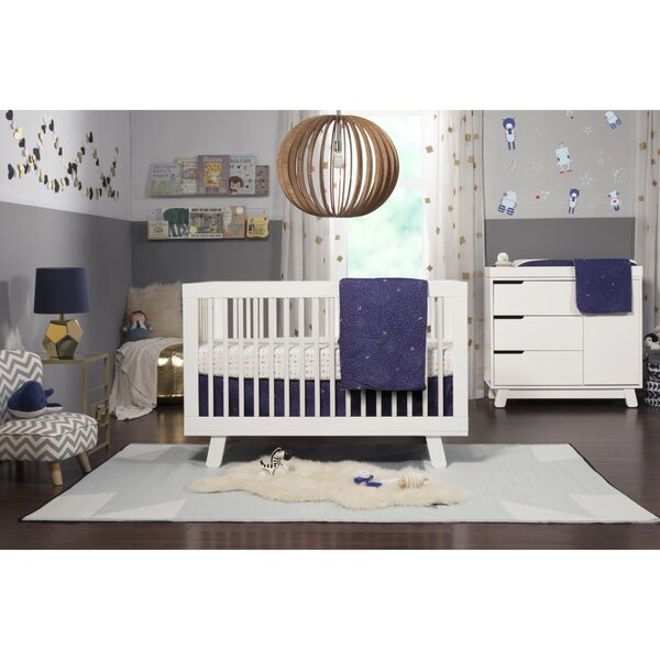 Galaxy 5 Piece Nursery Crib Bedding Set by babylet