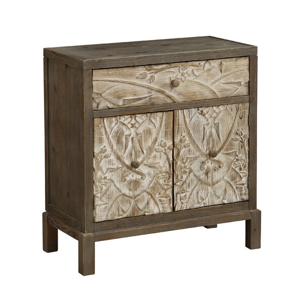 Morford 2 Door Accent Cabinet By World Menagerie