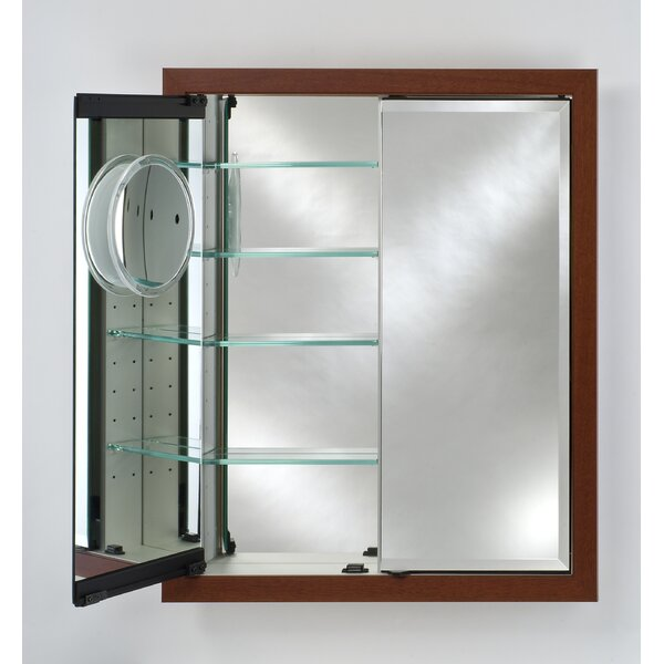 Signature 31 x 36 Recessed Medicine Cabinet by Afina