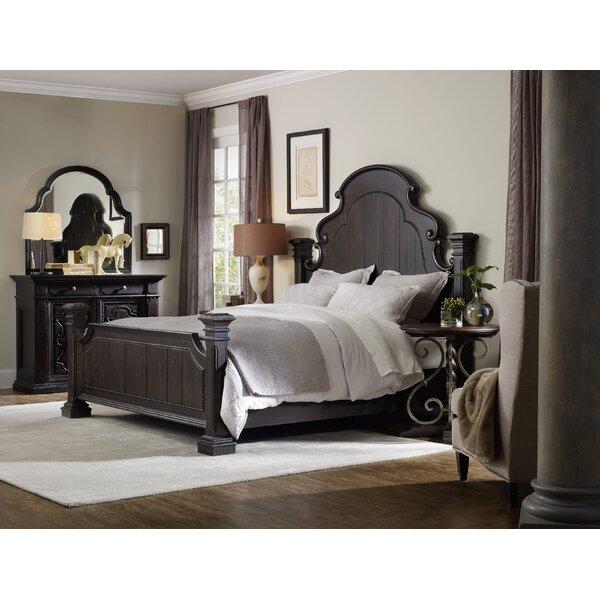 Treviso Panel Configurable Bedroom Set by Hooker Furniture