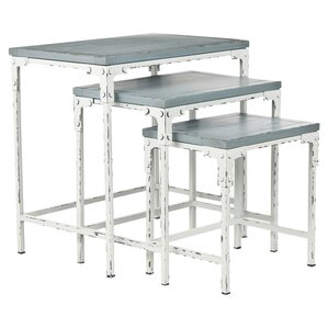 Clark 3 Piece Nesting Tables b..