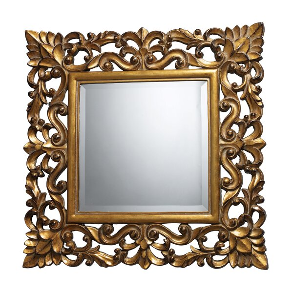 Bartle Accent Mirror by Fleur De Lis Living