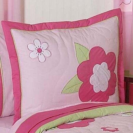 Flower Sham by Sweet Jojo Designs