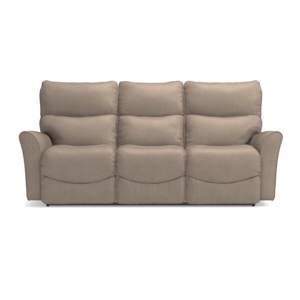 Rowan Leather Power Reclining Sofa by La-Z-Boy