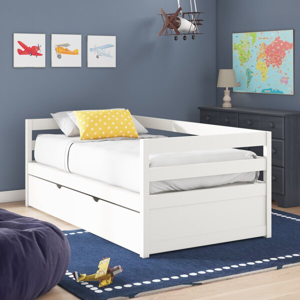 Binne Twin Daybed With Trundle By Mack & Milo