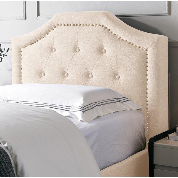 Lampman Twin Upholstered Panel Headboard by Winston Porter Winston Porter