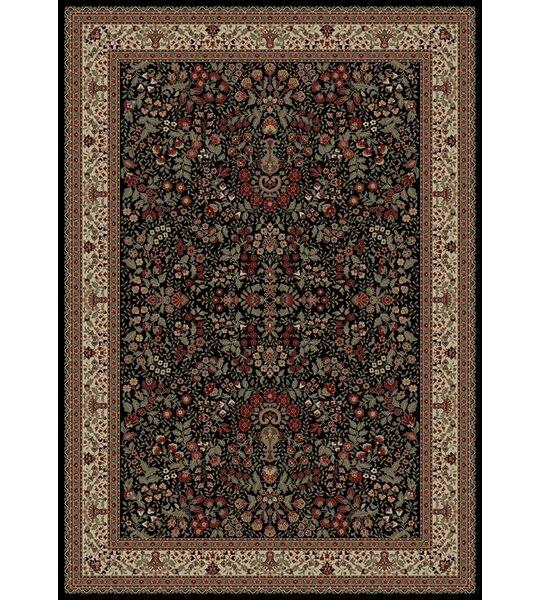 Izaiah Persian Classics Oriental Sarouk Area Rug by Alcott Hill