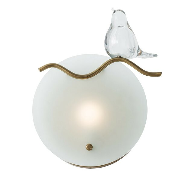 Laura Kirar 1-Light LED Flush Mount by ARTERIORS