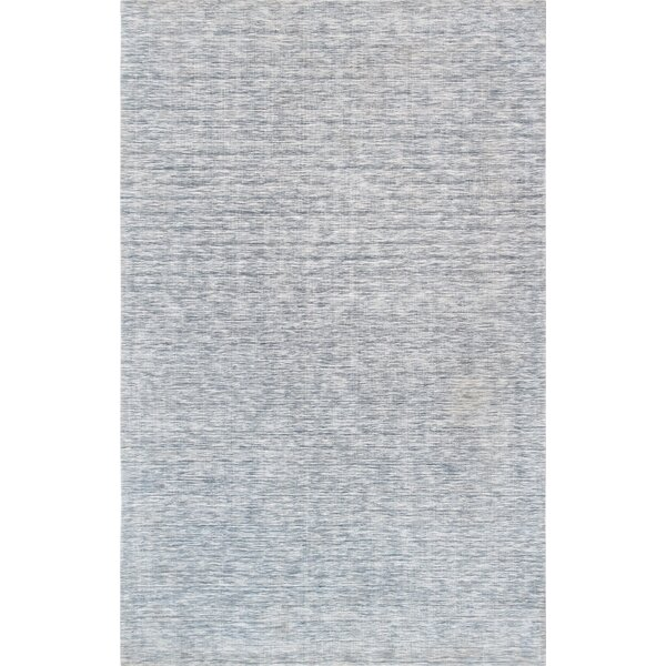 Transitiona Hand Loomed Ivory Area Rug by Pasargad