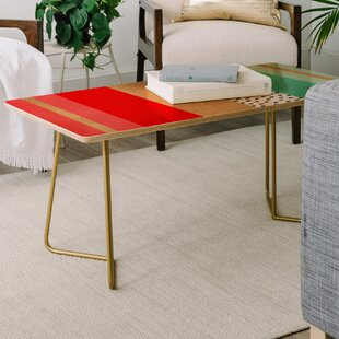 Fresh Coffee Table by East Urban Home