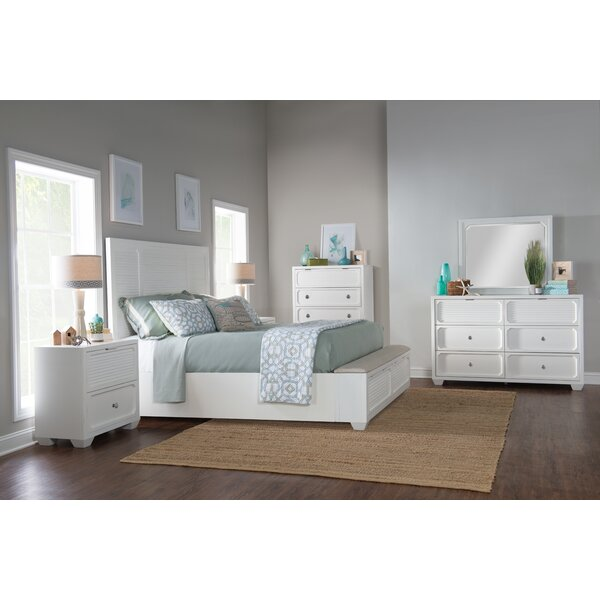 Toledo Standard Configurable Bedroom Set by Rosecliff Heights