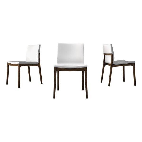 Harlen Upholstered Dining Chair (Set of 2) by Orren Ellis Orren Ellis