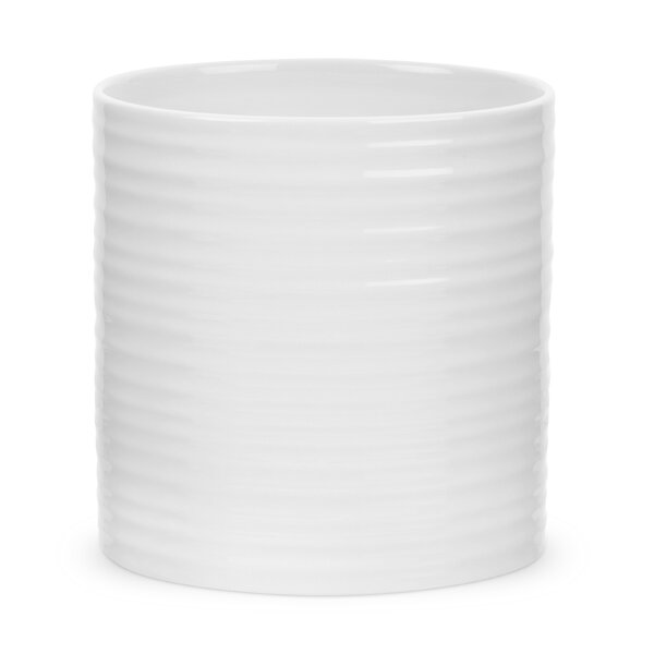 Sophie Conran Large Oval Utensil Jar by Portmeirion