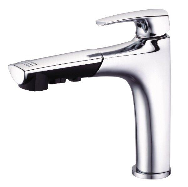 Taju Single Handle Deck Mount Kitchen Faucet by Danze®