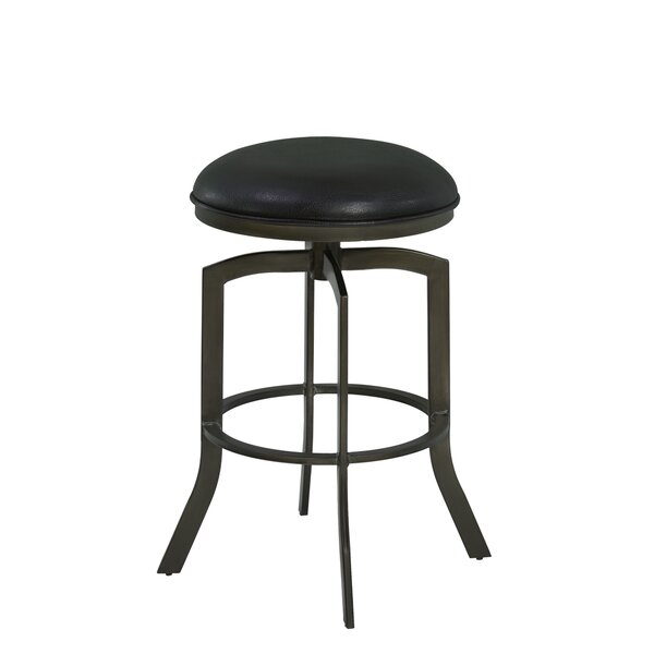 Haysi 30 Swivel Bar Stool by Latitude Run