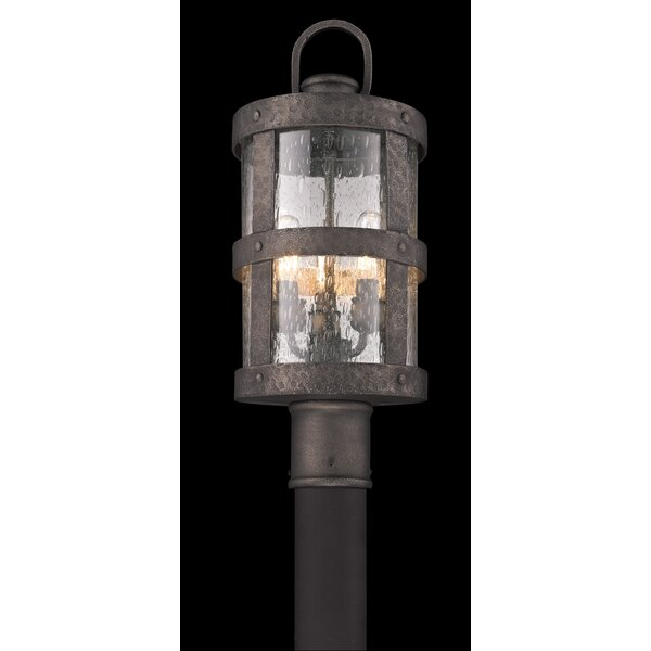 Farnsworth Outdoor 3-Light Lantern Head by Longshore Tides