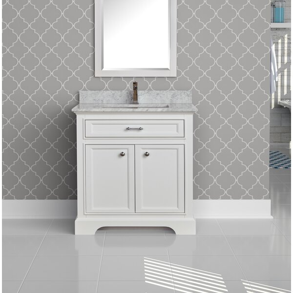 Seraphine 31 Single Vanity Set by Alcott Hill
