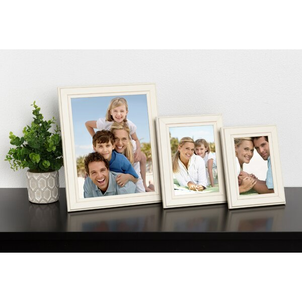 4 Piece Loven Rectangle Solid Wood Picture Frame Set (Set of 4) by Red Barrel Studio