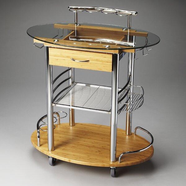 Sinclair Bar Cart By Wade Logan.
