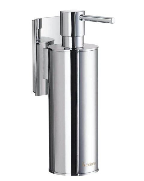 Pool Wallmount Soap Dispenser by Smedbo