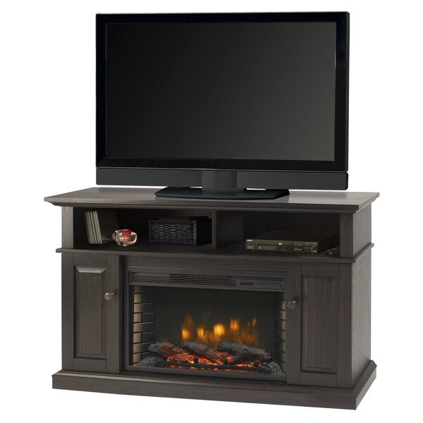 Delaney 48 TV Stand with Fireplace by Muskoka