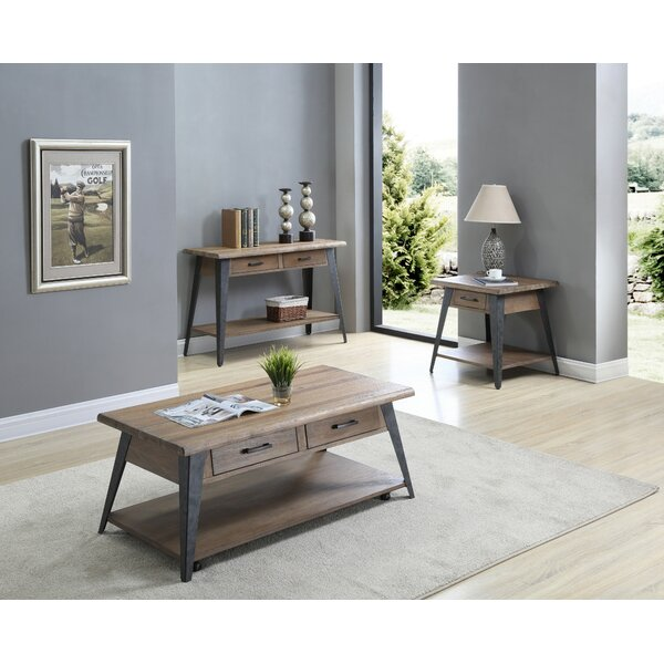 Grabill 3 Piece Coffee Table Set by Williston Forge