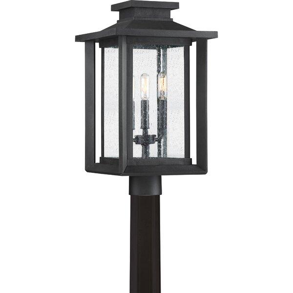 Higuchi 3-Light Lantern Head by Alcott Hill