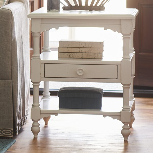 Tennille End Table By August Grove