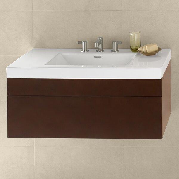 Rebecca 36 Single Wall Mount Bathroom Vanity Set by Ronbow