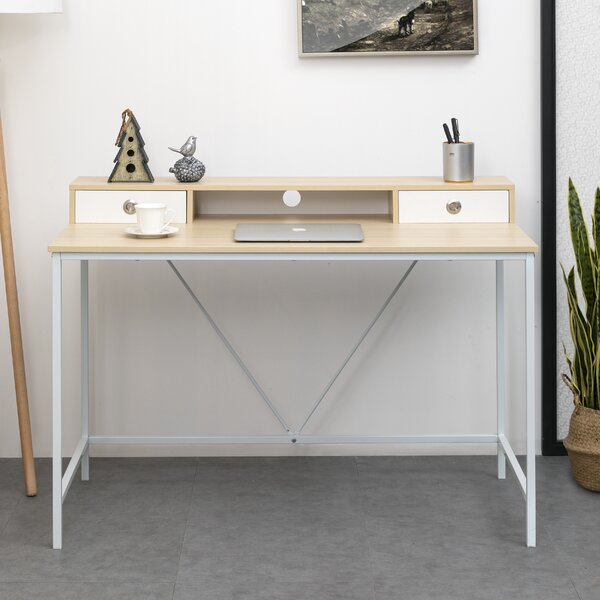 Goodson Desk with Hutch