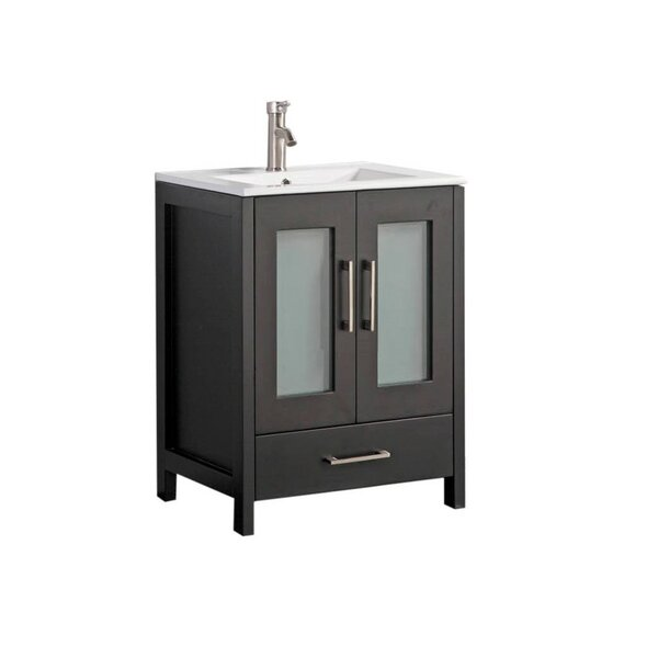 Larrick 24 Single Bathroom Vanity by Latitude Run