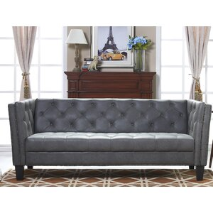 Belle Meade Chesterfield Sofa by Alcott Hill