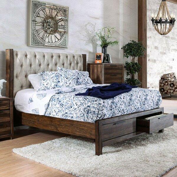 Calion Upholstered Storage Platform Bed by Gracie Oaks