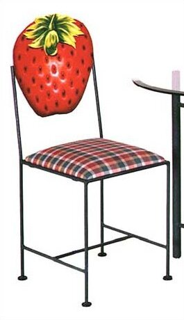 Art 18 Bar Stool by Grace Collection