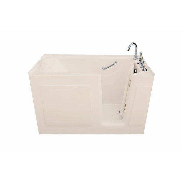 47 x 30 Alcove Soaking Bathtub by Signature Bath