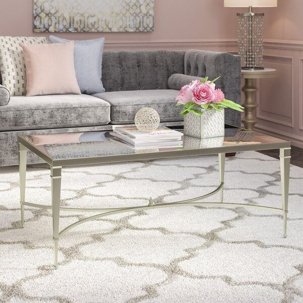 Robison Coffee Table by Willa Arlo Interiors Willa Arlo Interiors