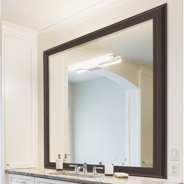 Clarion Wall Mirror by Hitchcock Butterfield Company