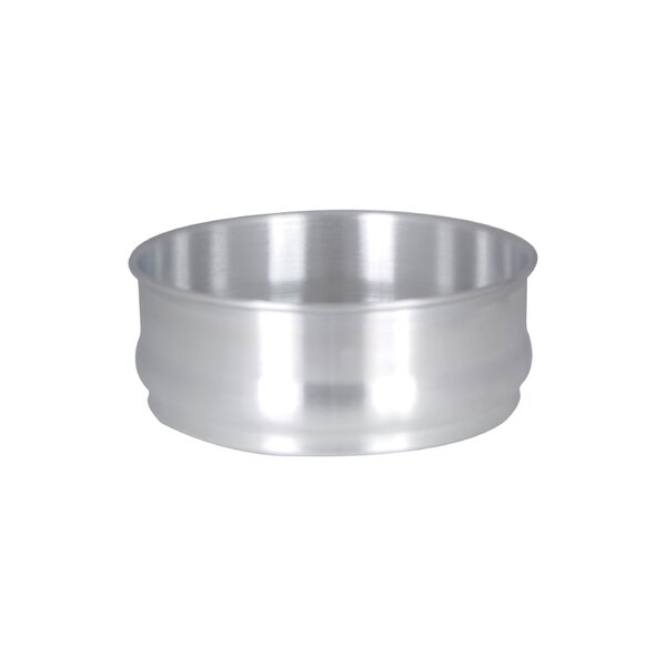 Round 48 Oz Stackable Aluminum Dough Pan by Thunder Group Inc.