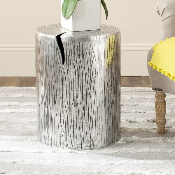 Forrest Metal Table Stool by Safavieh