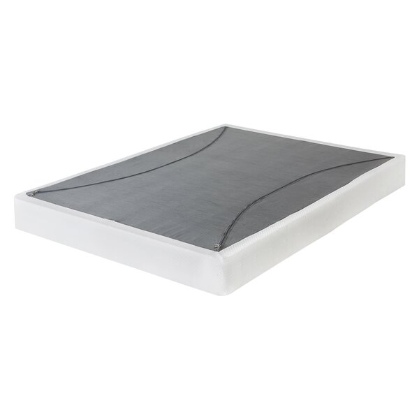 Quad-Fold Folding Box Spring by Alwyn Home
