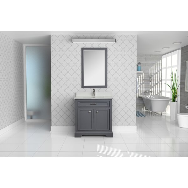 Seraphine 31 Single Bathroom Vanity Set by Alcott Hill